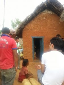 Nepal Accessibility Programme Mud House