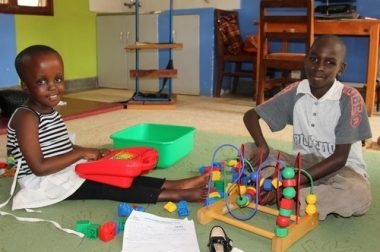 Masaka Outreach Centre in Uganda Brings Hope to Children with Disabilities