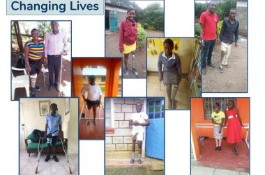 Affordable Limbs for All (ALFA) Kenya